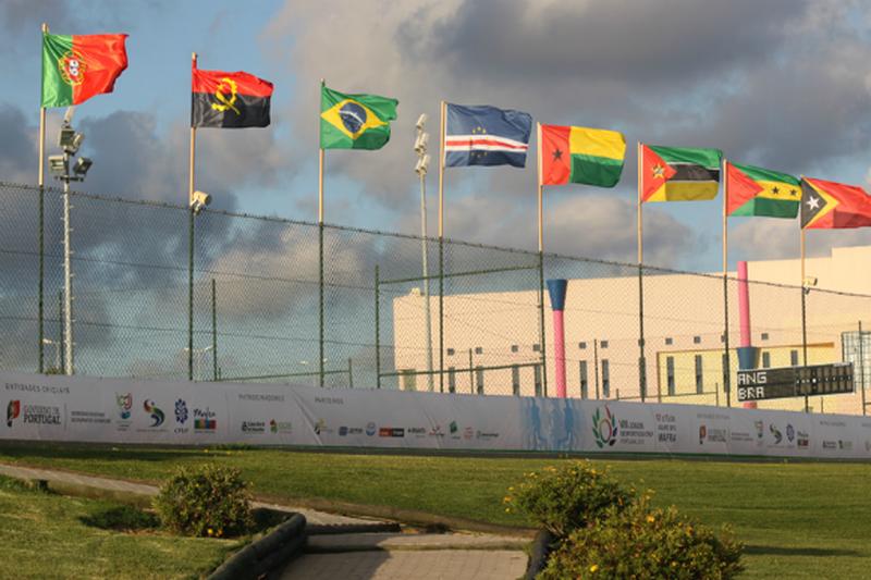 IX edição dos Jogos da CPLP em Luanda.