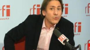 Jérôme Guedj, député PS et président socialiste du Conseil général de l'Essonne.