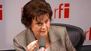Christine Boutin sur RFI, le 10 décembre 2010.