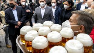 Autriche kurz covid restau bar
