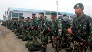Quelque 1200 policiers et militaires ont été envoyés en renfort dans la province indonésienne de Papouasie secouée par des émeutes depuis le début de la semaine.