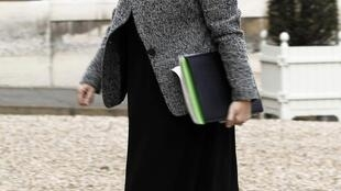 La secrétaire d'État française aux Solidarités, Marie-Anne Montchamp.