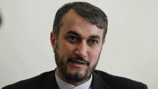 حسین امیر عبداللهیان، معاون وزیر امور خارجه جمهوری اسلامی ایران