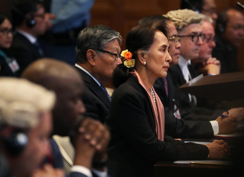 Wanajeshi wavamia makao makuu ya chama cha Aung San Suu Kyi, NLD
