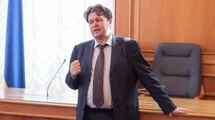 Украинский политолог Евгений Магда, автор книги «Гибридная агрессия России. Уроки для Европы».