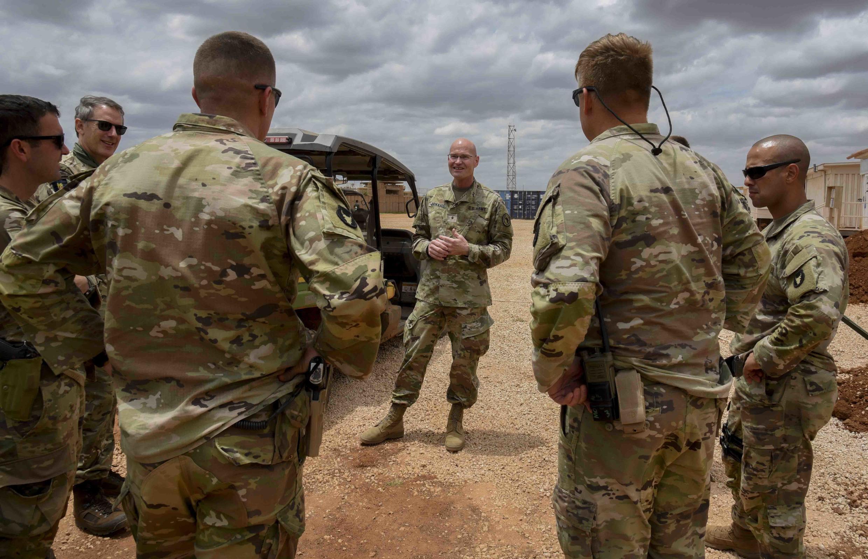 AP20331349514621 Somalie - soldats américains - États-Unis