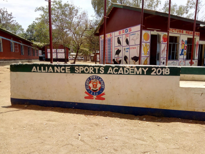 Makao makuu ya kituo cha Alliance kilichopo Mwanza, Kaskazini Magharibi mwa Tanzania