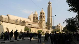 Ana shirin soma gudanar da bukukuwan Easter a Masar