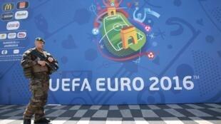 França espera receber 2 milhões de adeptos durante o Euro-2016