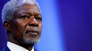 Koffi Annan tsohon sakatare majaliar Dinkin Duniya
