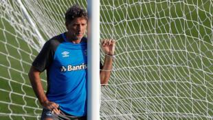 Renato Gaúcho, campeão da Toyota Cup em 1983 pelo Grêmio, quer o seu bi do Mundial.