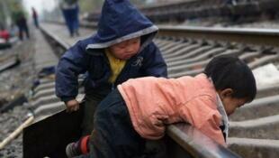 En Chine, des dizaines de milliers d'enfants seraient enlevés chaque année.