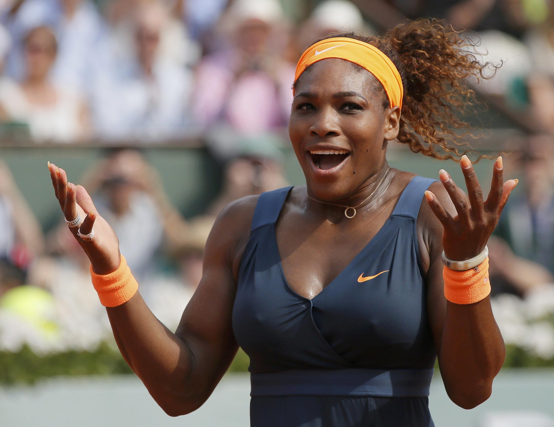 Bingwa namba moja wa tennis Serena Williams