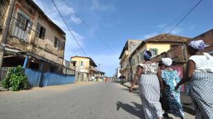 Grand Bassam, ville touristique située à une quarantaine de kilomètres d'Abidjan (photo) interesse en priorité les investisseurs mauriciens