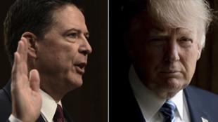 دونالد ترامپ، رئیس جمهور آمریکا در واکنشی رسمی به اظهارات جیمز کومی، رئیس برکنار شده اف بی آی، در سنای آمریکا، تلویحا او را به دروغگویی متهم کرد.