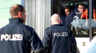Image d'illustration: L'Allemagne a annoncé vendredi 12 octobre 2018 vouloir prolonger de six mois supplémentaires les contrôles rétablis à la frontière entre la Bavière et l'Autriche, afin de lutter contre l'immigration clandestine.