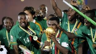 Zambia ganó su primera copa tras derrotar a Costa de Marfil.