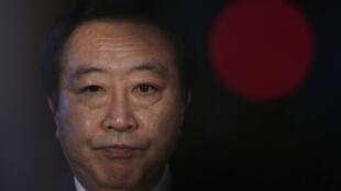 O veterano da política japonesa Ichiro Ozawa, que liderou nesta segunda-feira uma demissão em massa no parlamento contra a reforma tributária.