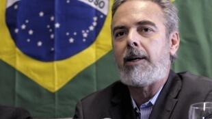O ministro das Relações Exteriores, Antonio Patriota