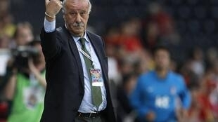Kocin Spain Vicente Del Bosque