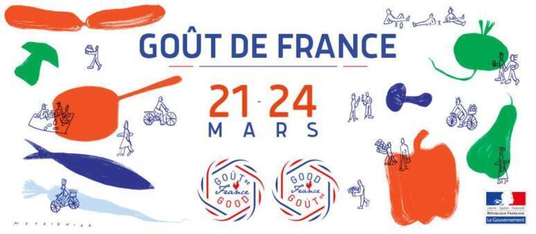 好味法蘭西2019年 巴黎慶祝普羅旺斯美食 在夏樂宮舉行
