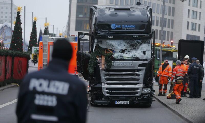 Vụ tấn công bằng xe tải ngày 19/12/2016 ở Berlin, Đức.