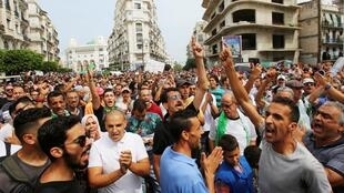 Alger, le 17 septembre 2019.