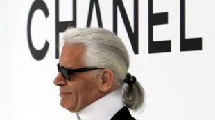 Le nom de Karl Lagerfeld, l'icône mondial de la mode disparu hier à l'âge de 85 ans.