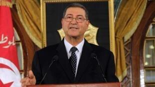 حبیب الصید، نخست وزیر تونس