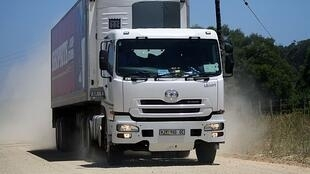 Many migrants, both documented and undocumented, drive trucks in South Africa.
