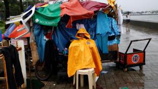 En octobre 2016, un typhon avait fait quatre morts aux Philippines.