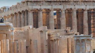 A Acrópole, um dos maiores símbolos da Grécia e da sua capital, Atenas, reabriu ao público.