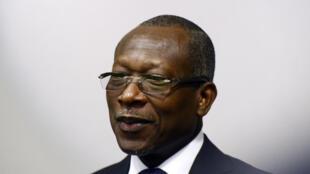 Le président du Bénin Patrice Talon, ici le 8 décembre 2016.