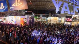 A oitava edição da Paris Games Week, acontece do 1° ao 5 novembre 2017