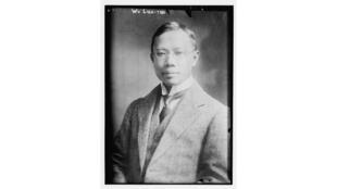 Le docteur Wu Lien Teh en 1910.