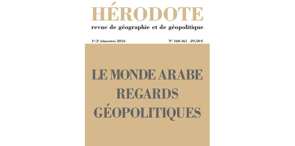 Le 160ème numéro de la revue Hérodote. 40 ans d'existence.