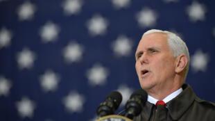 Vice-presidente americano faz primeira viagem ao Oriente Médio sob tensão