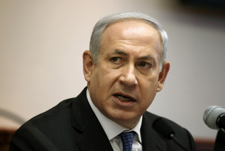 Le Premier ministre israélien Benyamin Netanyahu