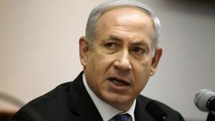 «Israël entend poursuivre sa coopération avec le gouvernement égyptien sur  la base du traité de paix» signé en 1979 par les deux pays, a déclaré le Premier ministre israélien Benyamin Netanyahu dans un communiqué, ce dimanche 24 juin 2012.