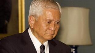 Theo Ngoại trưởng Philippines Albert del Rosario, sự hiện diện của Mỹ tại Philippines sẽ giúp cân bằng ảnh hưởng trung khu vực (Reuters)