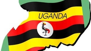 Ramani ya Uganda