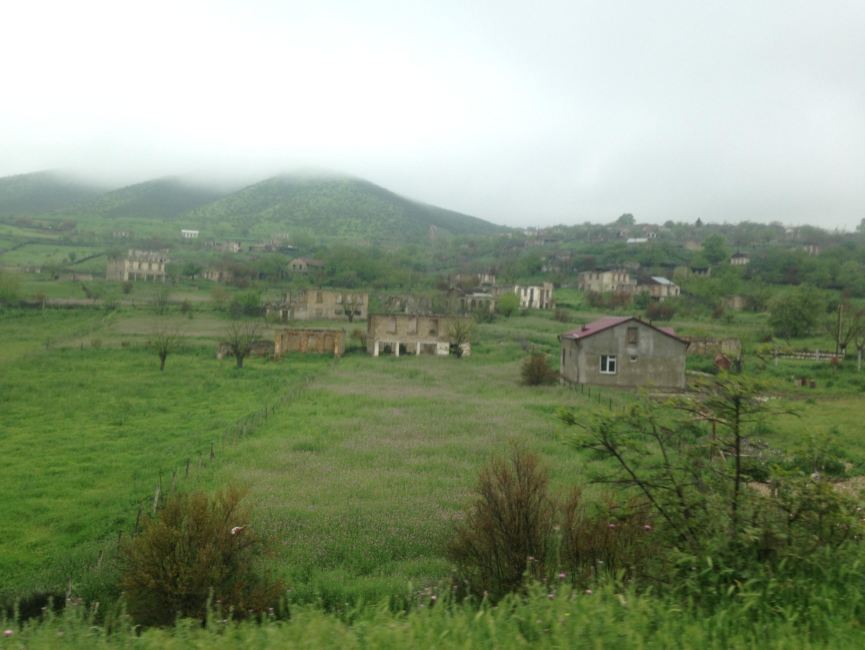 Талыш – прифронтовое село на севере Нагорного Карабаха.