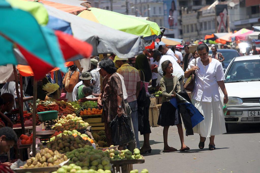 Dans la capitale malgache, le kilo de sucre est aujourd'hui à 3600 ariary,700 ariary de plus qu'au mois d'avril.
