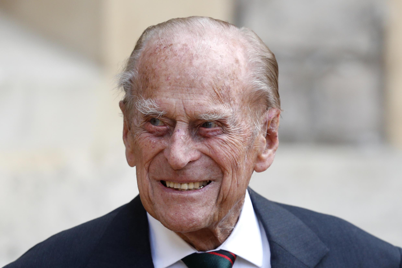 Принц Филипп 22 июля 2020 года в Виндзорском замке