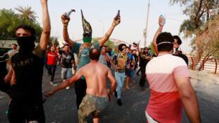 از آغاز درگیریها در بصره، از نیمه ماه اوت، دستکم ۲۲ تن کشته شدند.