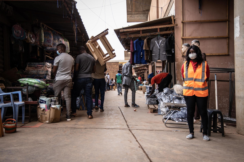 Le marché de Rood Woko à Ouagadougou. (Image d'illustration)