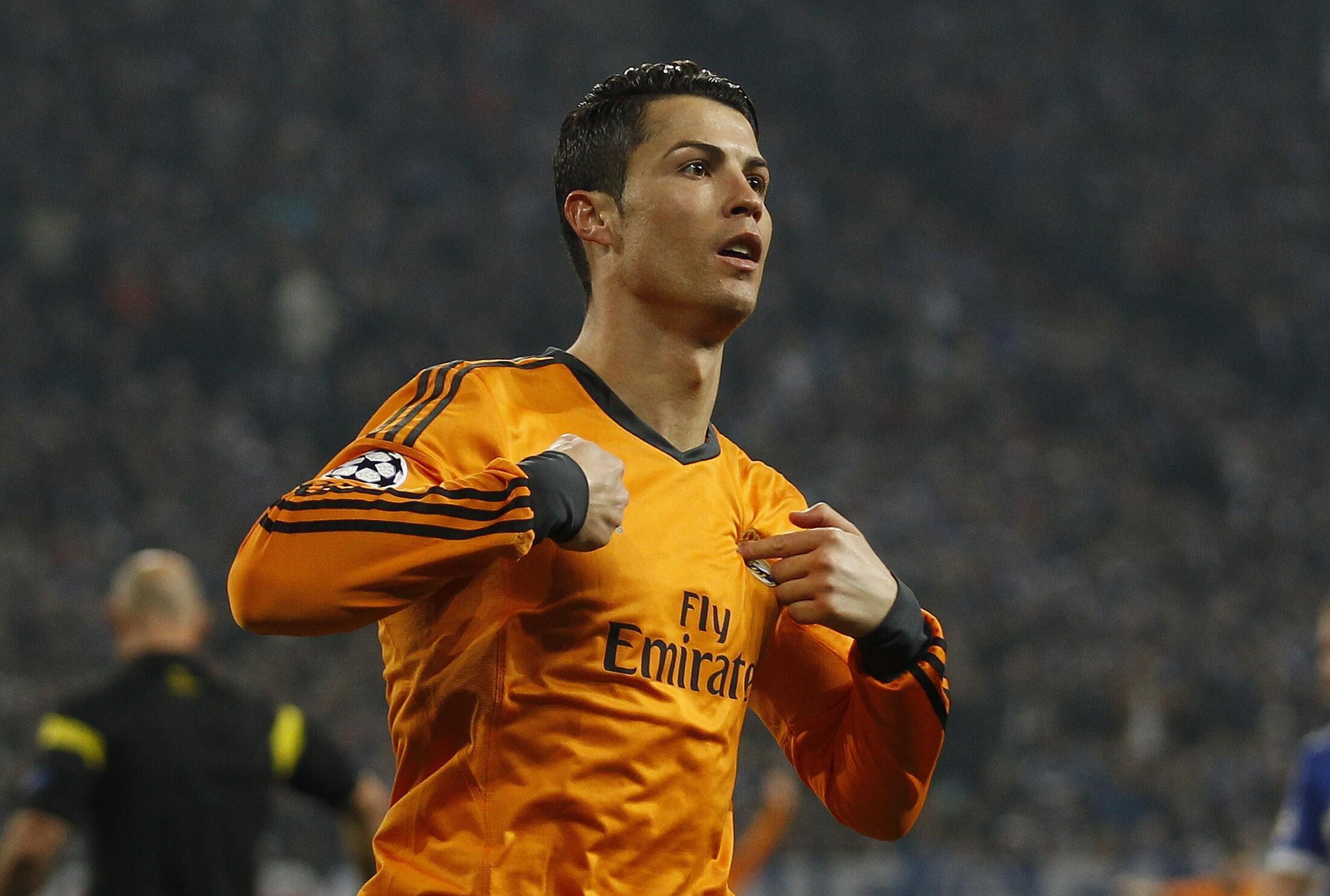 Autor de dois golos na goleada por 6-1 ao Schalke 04, Cristiano Ronaldo mostrou-se satisfeito pelo desempenho.