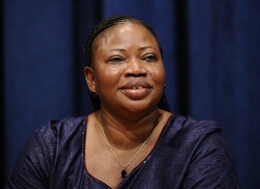 A Bangui, le 25 février, Fatou Bensouda, procureure de la CPI depuis 2011, a évoqué la création d'une Cour pénale spéciale en Centrafrique avec les autorités de transition.