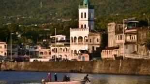 Moroni, mji mkuu wa Comoro