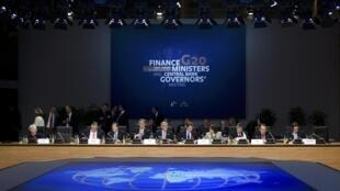 Les ministres des Finances du G20 se réunissent jeudi à Cannes.